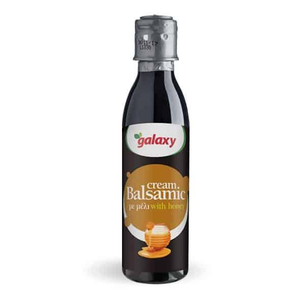 Κρέμα βαλσαμικό με μέλι - Balsamic cream with honey