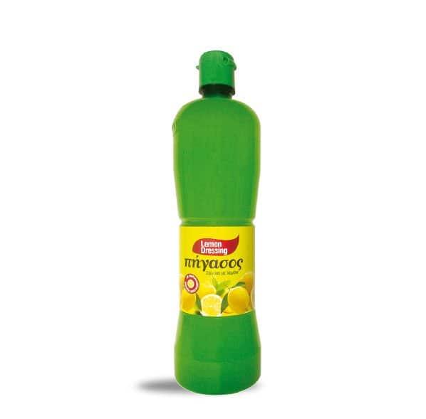 Lemon dressing Πήγασος 400ml Pegassus