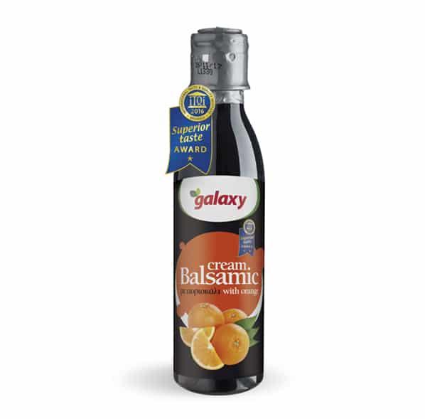 Κρέμα βαλσαμικό με πορτοκάλι - Balsamic cream with orange