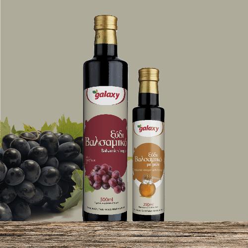 Βαλσαμικό Ξύδι - Balsamic Vinegar